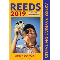 Reeds Astro Navigation Tables 2019 by Andy Du Port, 9781472956811