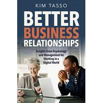 Better Business Relationships by Kim Tasso, 9781472957016