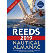 Reeds Nautical Almanac 2019 by Perrin Towler, 9781472957627
