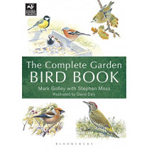 The Complete Garden Bird Book: How to Identify and Attract Birds to Your Garden by Mark Golley, 9781472961105