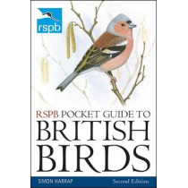RSPB Pocket Guide to British Birds by Simon Harrap, 9781472962621