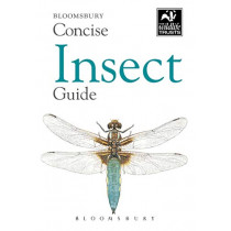 Concise Insect Guide by Bloomsbury, 9781472963765