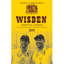 Wisden Cricketers' Almanack 2019 by Lawrence Booth, 9781472964052