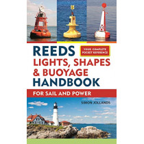 Reeds Lights, Shapes and Buoyage Handbook by Simon Jollands, 9781472965097