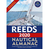 Reeds Nautical Almanac 2020 by Perrin Towler, 9781472968494