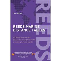 Reeds Marine Distance Tables 16th edition by Miranda Delmar-Morgan, 9781472969811