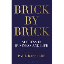 Brick by Brick by Paul Bassi, 9781472972224