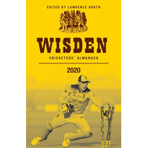 Wisden Cricketers' Almanack 2020 by Lawrence Booth, 9781472972859