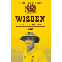 Wisden Cricketers' Almanack 2021 by Lawrence Booth, 9781472975478