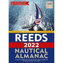 Reeds Nautical Almanac 2022, 9781472990457