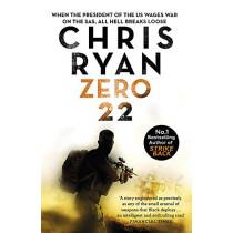 Zero 22 by Chris Ryan, 9781473667976