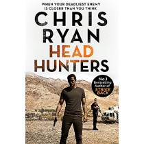 Head Hunters: Danny Black Thriller 6 by Chris Ryan, 9781473668041