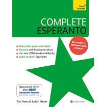 Complete Esperanto: Learn to read, write, speak and understand Esperanto by Tim Owen, 9781473669185