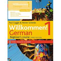 Willkommen! 1 (Third edition) German Beginner's course: Course Pack by Heiner Schenke, 9781473672673
