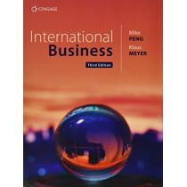 International Business by Klaus Meyer, 9781473758438