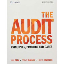 The Audit Process by Iain Gray, 9781473760189