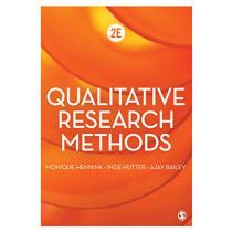 Qualitative Research Methods by Monique Hennink, 9781473903906