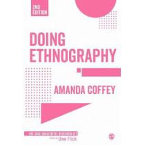 Doing Ethnography by Professor Amanda Coffey, 9781473913332