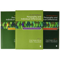The SAGE Handbook of Personality and Individual Differences by Virgil Zeigler-Hill, 9781473948310