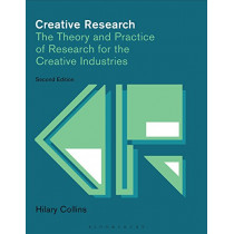 Creative Research by Hilary Collins, 9781474247085