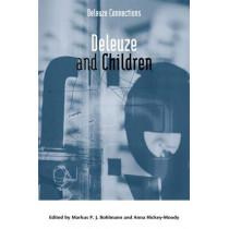 Deleuze and Children by Markus P. J. Bohlmann, 9781474423595