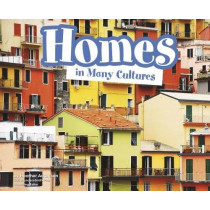 Homes in Many Cultures by Heather Adamson, 9781474735407