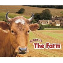 The Farm: A 4D Book by Blake A. Hoena, 9781474756327