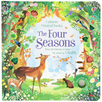The Four Seasons by Fiona Watt, 9781474922074