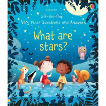 What are Stars? by Katie Daynes, 9781474924252