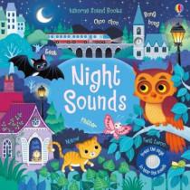 Night Sounds by Sam Taplin, 9781474933414