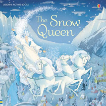 The Snow Queen by Lesley Sims, 9781474933629