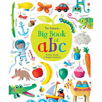 Big Book of ABC by Felicity Brooks, 9781474937214