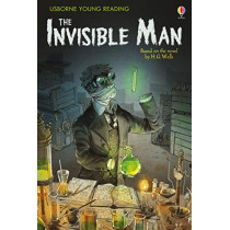 The Invisible Man by Alex Frith, 9781474937986