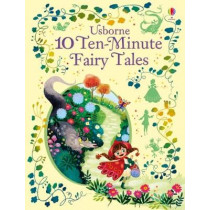 10 Ten-Minute Fairy Tales, 9781474938037