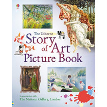 Story of Art Picture Book by Sarah Courtauld, 9781474938174