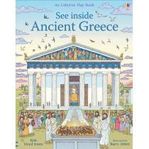 See Inside Ancient Greece by Rob Lloyd Jones, 9781474943048