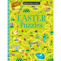 Easter Puzzles by Simon Tudhope, 9781474947770