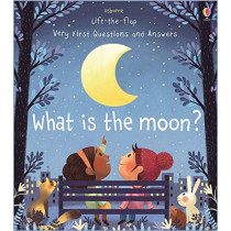 What is the Moon? by Katie Daynes, 9781474948210
