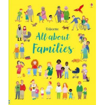 All About Families by Felicity Brooks, 9781474949071