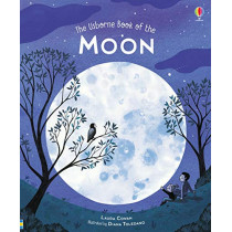 The Usborne Book of the Moon by Laura Cowan, 9781474950848