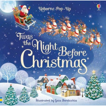 Pop-Up 'Twas The Night Before Christmas by Susanna Davidson, 9781474952866
