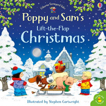 Poppy and Sam's Lift-the-Flap Christmas by Heather Amery, 9781474956659