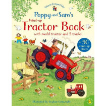 Poppy and Sam's Wind-Up Tractor Book by Heather Amery, 9781474962582