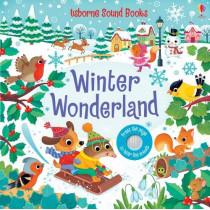 Winter Wonderland Sound Book by Sam Taplin, 9781474967556