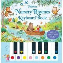 Nursery Rhymes Keyboard Book by Sam Taplin, 9781474967570
