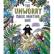 Unworry Magic Painting Book by Emily Beevers, 9781474973335