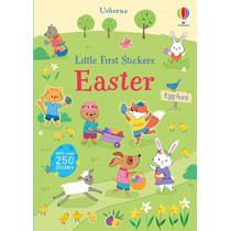 Little First Stickers Easter by Felicity Brooks, 9781474976718