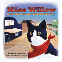 Miss Willow and the Great Fish Mystery by Erin Kinsella, 9781480836129