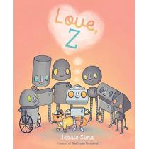 Love, Z by Jessie Sima, 9781481496773