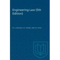 Engineering Law (5th Edition) by R E Laidlaw, 9781487571658